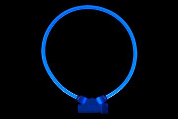 Lumitube Leuchthalsband S-L 15-80cm verstellbar