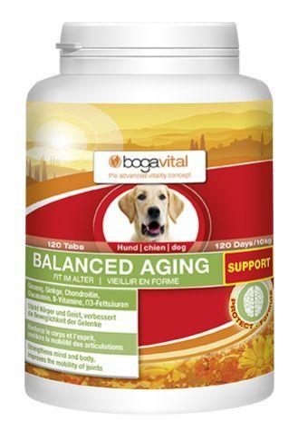 Balanced Aging Support Bogavital - Unterstützung bei Altersbeschwerden