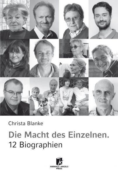 """Christa Blanke """"Die Macht des Einzelnen"""""""